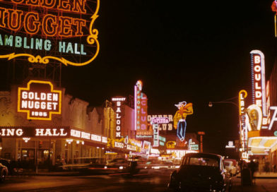 1940s and 1990s in Las Vegas