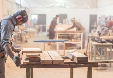 A Job in The Wood Working Industry